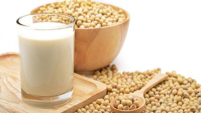 Susu Kedelai dapat Meningkatkan Massa Otot