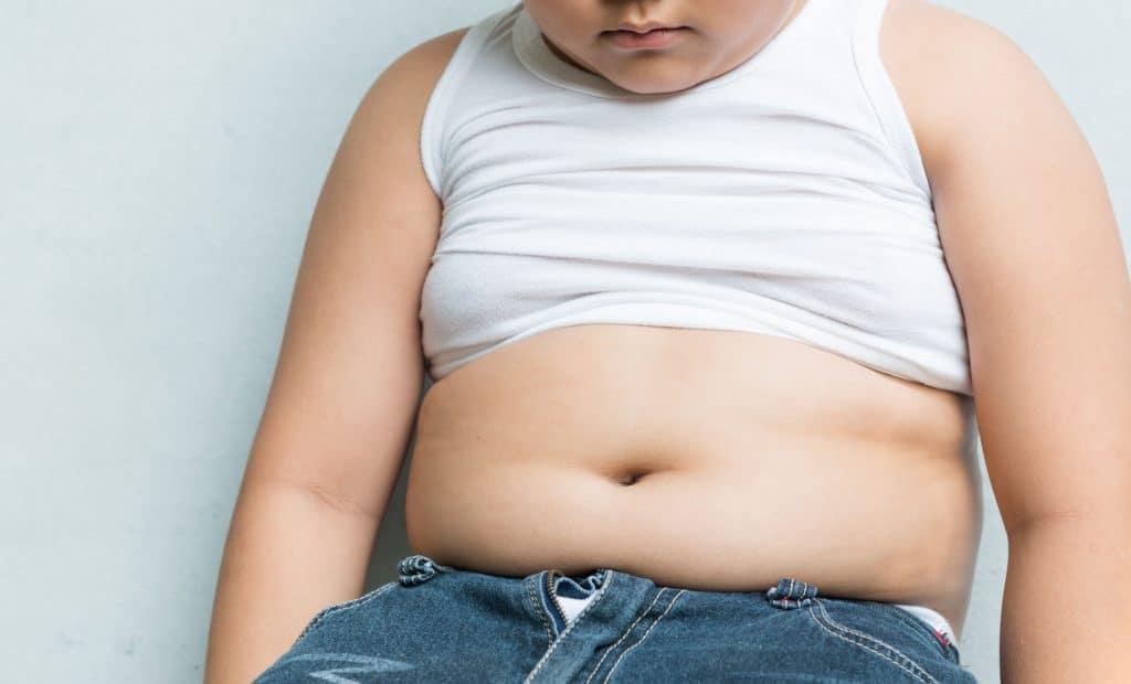 Untuk Anak yang Gemuk Tak Berarti akan Selalu Sehat